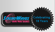 Soundwaves Celebrating 14 Years